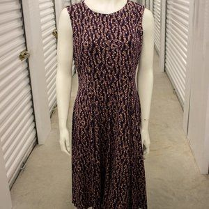 Christopher and Banks Patterned Dress